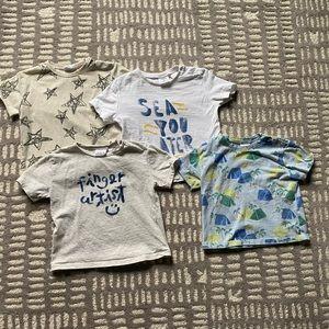 Zara Baby Boy T-shirts - 12-18 month